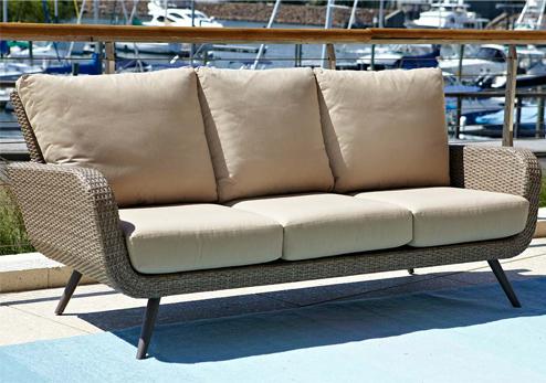 Ariel 3-Seat Sofa