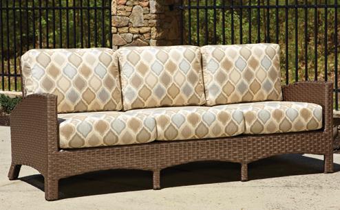 Atlantis Sofa in Mocha