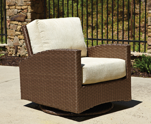 Atlantis Swivel Glider in Mocha