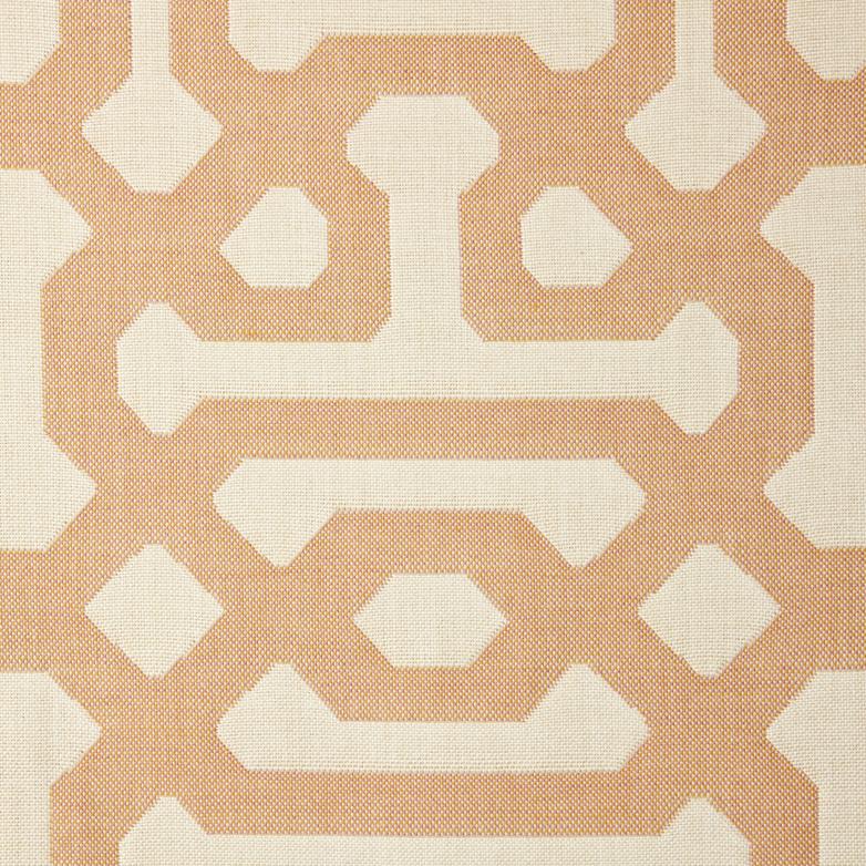 Fretwork-Cameo Fabric