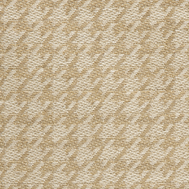 Houndstooth-Wren-Beige Fabric