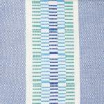 Kiernan-Strp-Marine Fabric
