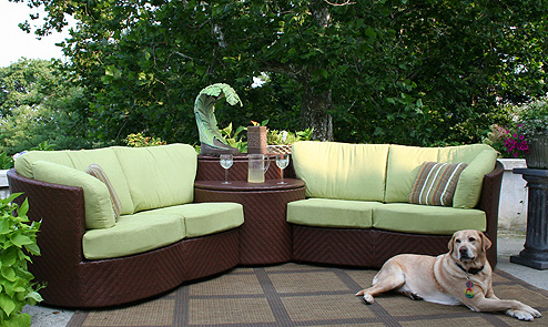Infinity 3pc-sectional