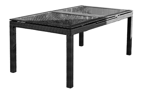 Manhattan Extension Table - Closed