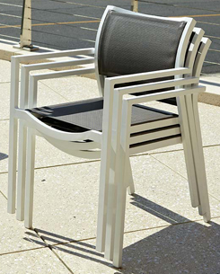 Anacara Nice Stacking Chair