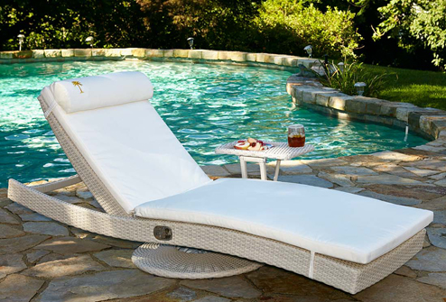 SunFollower Chaise