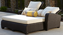 Carlysle Double Chaise Lounge