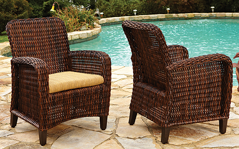 Compass Dining Arm Chairs