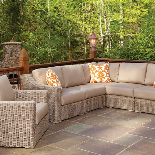 Santa Fe 5-piece Sectional