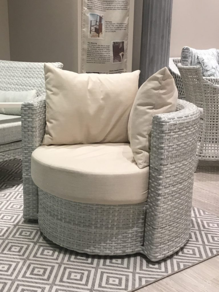 Coco Swivel Accent Chair