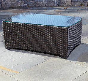carlysle-coffee-end-table mink weave